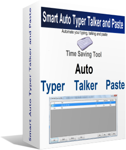 Smart Auto Typer Talker and Paste